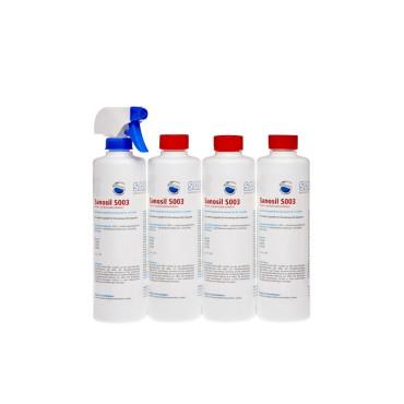 Sanosil S003, 4x 500 ml Sprayflasche
