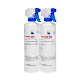 Sanosil S003, 2x 500 ml Sprayflasche
