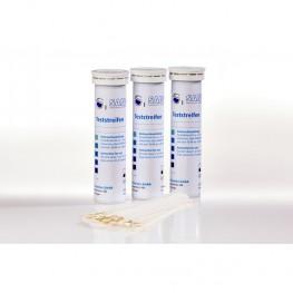 3x Sanosil Teststreifen (0-100 mg/l H2O2), Dose mit 100