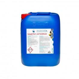 Sanosil Pool- und TeichDirekt, 10 kg Kanister